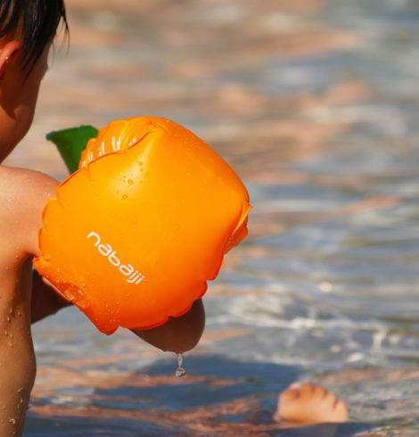 Camping 5 étoiles avec piscine à Deauville