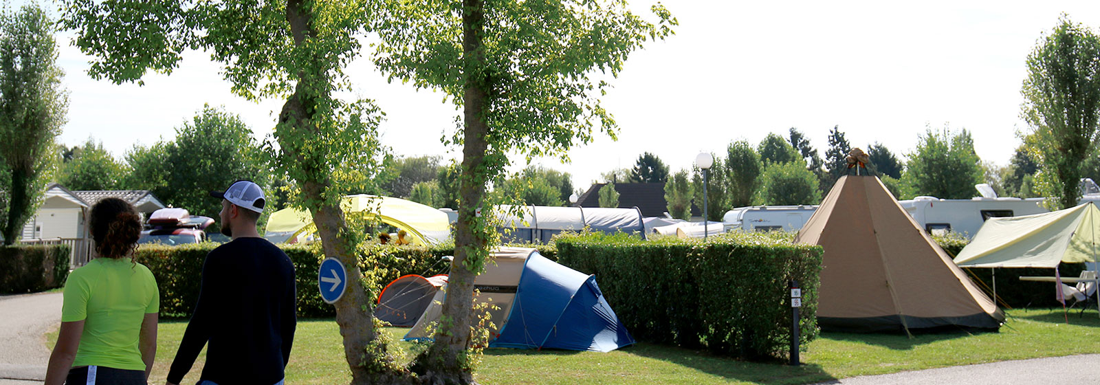 Lovely Emplacement Camping à Deauville Emplacement Camping En Normandie ...