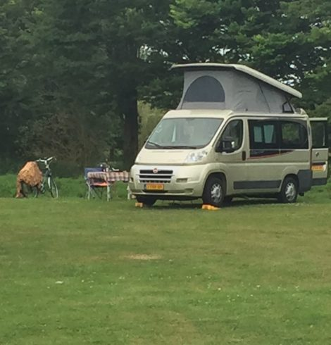 Emplacement camping-car Normandie